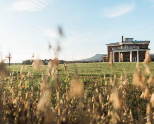 outdoor wedding venues in harrisonburg