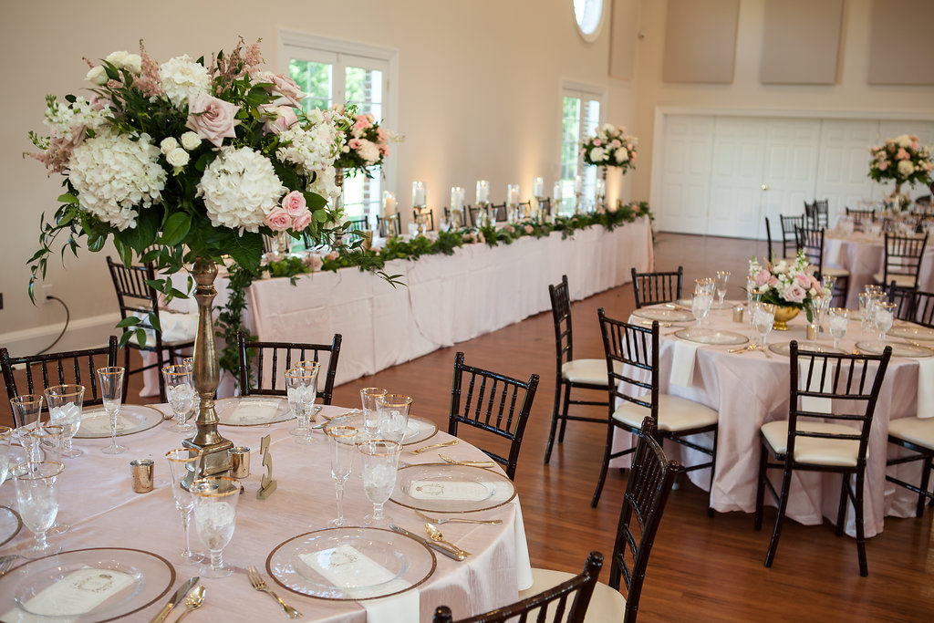 Indoor Wedding Venue - Brix & Columns Vineyard